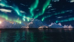 Northern Lights in Iceland - A True Fantasy